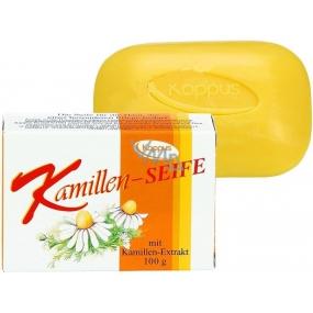 Kappus Harmanček prírodné toaletné mydlo pre citlivú pleť 100 g