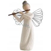Willow Tree - Anjel harmónia - V harmónii so životným rytmom Figúrka anjela Willow Tree, výška 15 cm