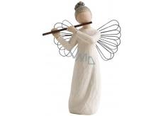 Willow Tree - Anděl harmonie - V harmonii s životním rytmem Figurka anděla Willow Tree, výška 15 cm