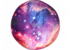Albi Relaxačný vankúš okrúhly Vesmír 35 cm