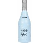 Albi Pokladnička fľaša Na vysnívané bývanie 30 cm x 15 cm