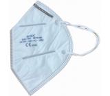 DOC Respirátor ústnej ochranný 4-vrstvový FFP3 2 kusy