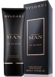 Bvlgari Man In Black balzám po holení 100 ml