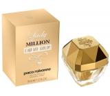 Paco Rabanne Lady Million Eau My Gold! toaletní voda pro ženy 50 ml