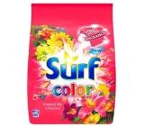 Surf Color Tropical Lily & Ylang Ylang prášok na pranie farebnej bielizne 60 dávok 3,9 kg