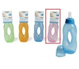First Steps Slza kojenecká láhev 0+ růžová 250 ml