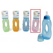 First Steps Slza dojčenská fľaša 0+ ružová 250 ml