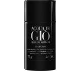 Giorgio Armani Acqua di Gio Profumo deodorant stick pro muže 75 g