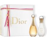 Christian Dior Jadore toaletná voda pre ženy 50 ml + telové mlieko 75 ml, darčeková sada