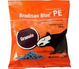 Tekro Brodisan Blue PE granule na hubenie hlodavcov 150 g