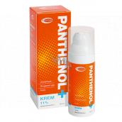 Topvet Panthenol + Krém 11% upokojuje, regeneruje podráždenú a popraskanú pokožku 50 ml