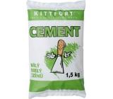 Kittfort Cement biely 1,5 kg