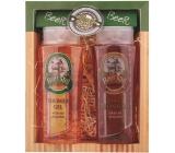 Bohemia Gifts Beer Spa sprchový gél 250 ml + šampón na vlasy 250 ml, darčeková sada