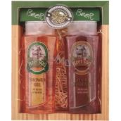 Bohemia Gifts & Cosmetics Beer Spa sprchový gél 250 ml + šampón na vlasy 250 ml, darčeková sada