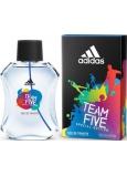 Adidas Team Five toaletná voda pre mužov 100 ml