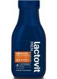 Lactovit Men Sensitive sprchový gél ultra hydratujúce pre mužov 300 ml