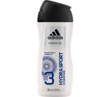 Adidas Hydra Sport sprchový gél na telo a vlasy pre mužov 250 ml