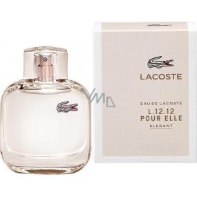 Lacoste Eau de Lacoste L.12.12 Pour Elle Elegant toaletní voda pro ženy 90 ml