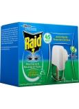 Raid elektrický odparovač s eukalyptovým olejom proti komárom 45 nocí strojček + náplň 27 ml