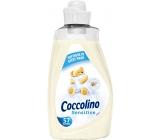 COCCOLINO Sensitive hypoalergénne koncentrovaná aviváž 57 dávok 2 l