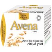 Bione Cosmetics Avena Sativa denní pleťový krém speciál pro citlivou a problematickou pleť 51 ml