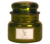 Village Candle Hruškové osvieženie - Pear Cooler vonná sviečka v skle 2 knôty 262 g