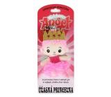 Albi Anjelik strážníček - Úžasná princezná prívesok 8,5 cm