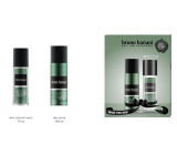 Bruno Banani Made parfumovaný deodorant sklo 75 ml + dezodorant sprej 150 ml darčeková sada pre mužov