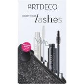 Artdeco Angel Eyes Mascara riasenka Black 10 ml + Artdeco Lash Booster báza pod riasenku transparentné 10 ml + etue, kozmetická sada