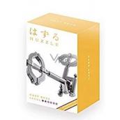 Huzzle Cast - Key IIkovový hlavolam obtiažnosť 2