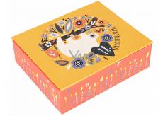 Albi Hracie krabička na peniaze 18. narodeniny Leňochod 11 x 9 x 3,5 cm