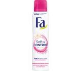 Fa Soft & Control Orange Blossom Scent antiperspitant dezodorant sprej pre ženy 150 ml