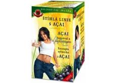 Herbex Štíhla línia s Acai bylinný čaj 20 x 1,5 g
