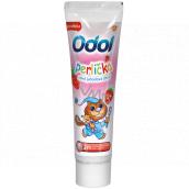 Odol Perlička nová jahodová chuť zubná pasta pre deti od 2 rokov 50 ml
