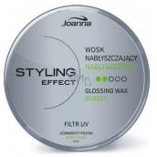 Joanna Styling Effect Glossing Wax vosk na vlasy s leskem 45 g