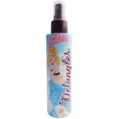 Disney Princess - Popelka sprej pro snadné rozčesávání vlasů pro děti 150 ml