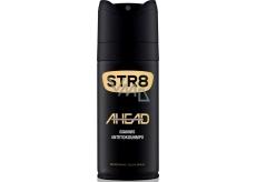 Str8 Ahead deodorant sprej pro muže 150 ml