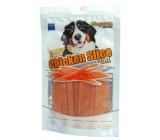 Magnum Kuracie svalovina mäkká, prírodná mäsová pochúťka rezaná na tenké prúžky pre psov 80 g