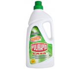 Pulirapid Casa Muschio Bianco biely muškát univerzálny tekutý čistič s amoniakom a alkoholom na všetky domáce umývateľné povrchy 1,5 l