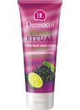 Dermacol Aroma Ritual Hrozno s limetkou Antistresový krém na ruky 100 ml