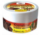 Bion Cosmetics Arganový olej & Karité Kozmetická toaletná vazelína 150 ml