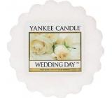 Yankee Candle Wedding Day - Svadobný deň vonný vosk do aromalampy 22 g