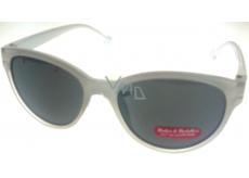 Slnečné okuliare detské DD16008 biele
