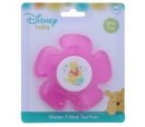 Disney Baby Medvedík Pú Hryzátko chladivé ružové