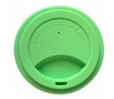 Jack N Jill BIO Silikónové viečko na téglik zelené 8,7 x 1,8 cm