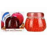 Akolade Crystals Apple & Cinnamon gélový osviežovač vzduchu 180 g