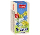 Apotheke Na žlučník a slinivku čaj 20 x 1,5 g