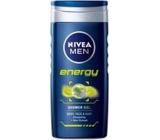 Nivea for Men Energy sprchový a šampon na vlasy 250 ml