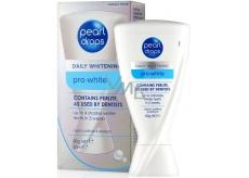 Pearl Drops Pro White bělicí zubní pasta pro zářivě bílé zuby 50 ml