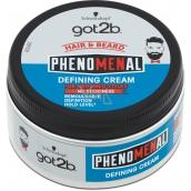Got2b pHenomenal tvarovacie krém pre vlasy a fúzy 100 ml